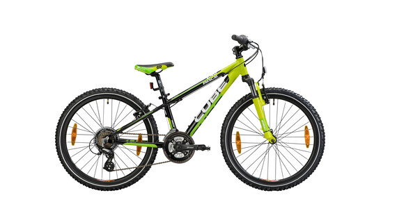Cube Kid 240 race black 'n' green